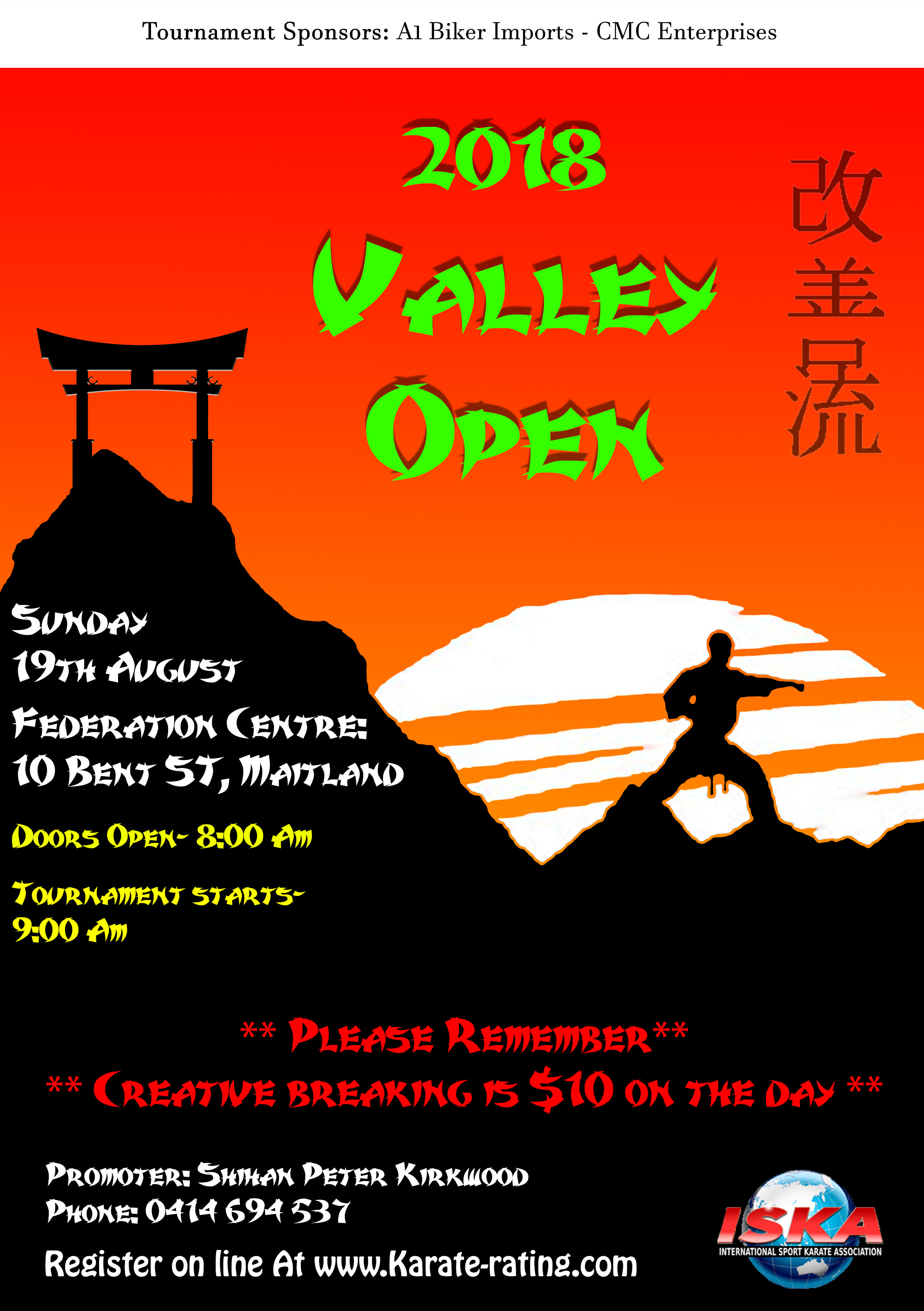 Valley Open